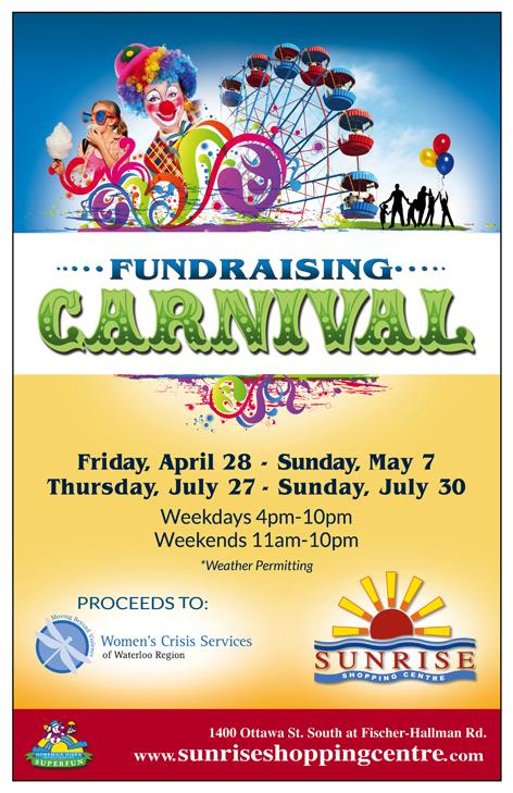 Women's Crisis Services Fundraising Carnival