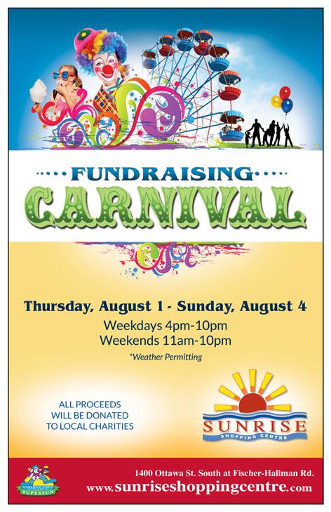 Fundraising Carnival